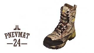 Ботинки для охоты и рыбалки ремингтон