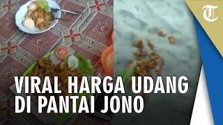 Viral Harga Seafood di Pantai Jono, Pembeli dan Pedagang Sama-sama Terima Hujatan