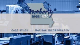 MAEDC Case Study | Mac Rak