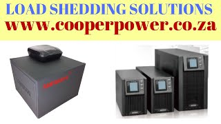 Load Shedding Schedule - Load Shedding Solutions