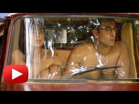 Katrina Kaif And Ranbir Kapoor CAUGHT In An Auto | Jagga jasoos
