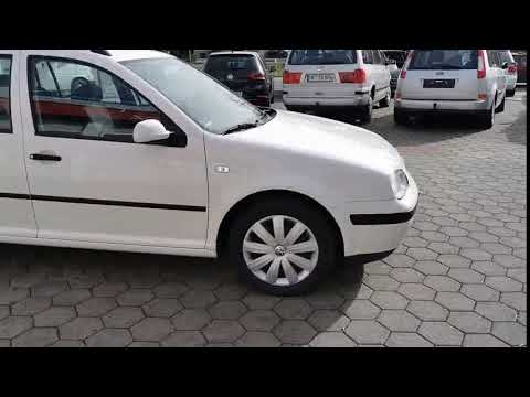 Video VW Golf IV Var. Edition Climatronic, Gut erhalten