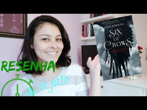 Six of Crows - Leigh Bardugo (Six of Crows #1) | Resenha à Jato!