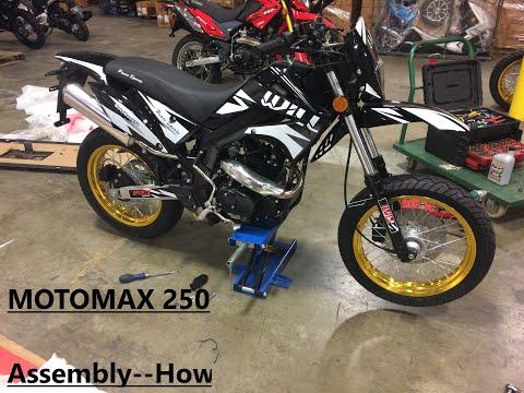 2020 Bashan MotoMax 250 in Norcross, Georgia - Video 2