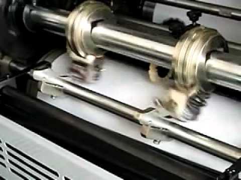 Maquina NUMERADORA  Y PERFORAR  EX-NP470
