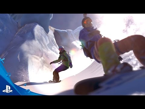 Видео № 0 из игры Steep [PS4]