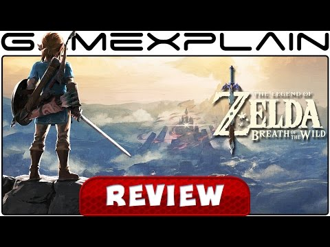 The Legend of Zelda: Breath of the Wild - REVIEW (No Story Spoilers! - Nintendo Switch) - YouTube video thumbnail