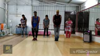 Vaa Machane | Irudhi Sutru | Dance Cover | Spartacus Chinnappan | The Dance Hub