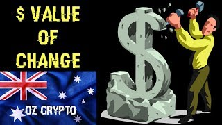 Ripple XRP:  $ Value of Change