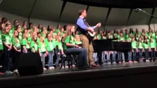 Banjo Sam - Circle the State Choir - OKMEA