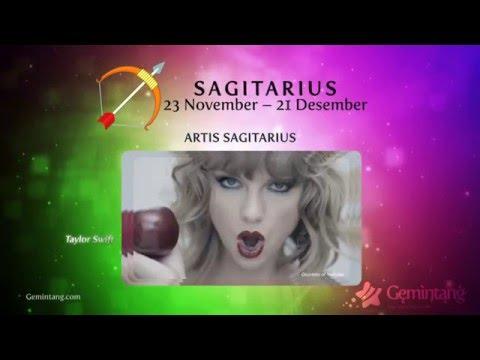 Video Ramalan Bintang Sagitarius - Karakter dan Sifat