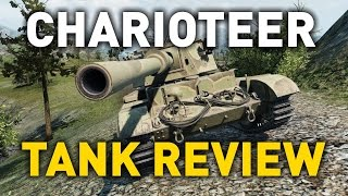 World of Tanks    FV4101 Charioteer - Tank Review