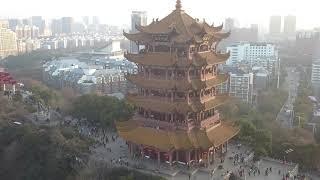 Yellow Crane Tower - Wuhan, China