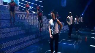 Stephen Gately - Black Or White (Boyzone Jackson 5 Medley)