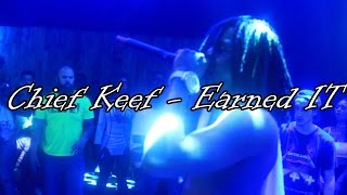 Chief Keef Performs Earned It Live *Dallas TX* shot by @Jmoney1041
