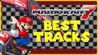 Top 10 Mario Kart 7 TRACKS!