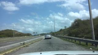 preview picture of video 'Enroute to Barceloneta Outlets.'