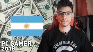Tips para ahorrar y comprar nuestra PC Gamer Argentina 2018