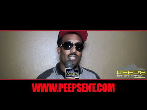 Peep's Entertainment sits down with Mash Man