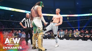 AEW DYNAMITE ANNIVERSARY   ORANGE CASSIDY GOES HUNTING FOR A LUCHASAURUS
