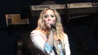 """Demi Lovato - """"Who's That Boy"""" and """"You're My Only Shorty"""" (Live in Del Mar 6-12-12)"""