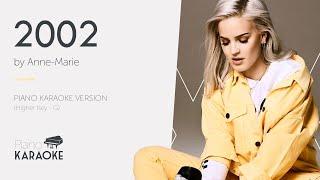 2002 anne marie lyrics karaoke higher key - TH-Clip