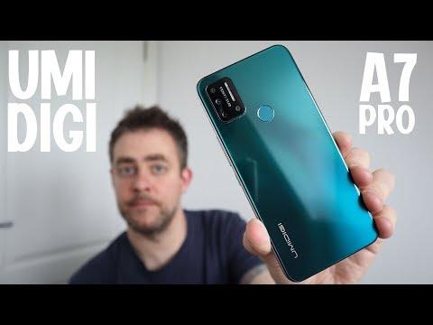 UMIDIGI A7 Pro Review