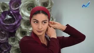 Полезно знать - Как красиво завязать платок на голову