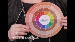How To Use The Flesh Tone Color Wheel™