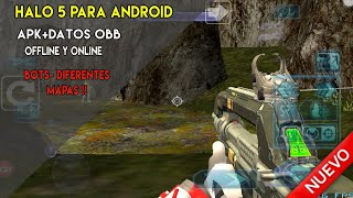 descargar halo para android apk mas datos
