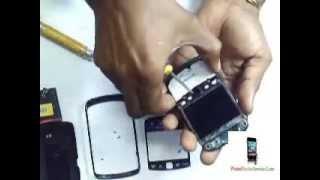 Blackberry 9360 Curve 4 Disassembly