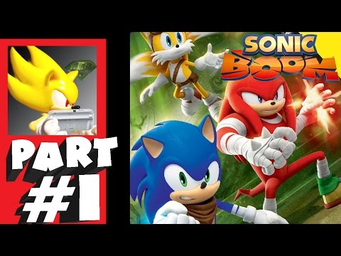 Download Sonic Boom Knuckles Unleashed Episode 1 Video 3GP Mp4 FLV
