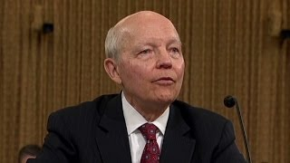 Sparks fly at IRS Congressional hearings