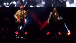 Pedro Aznar & Manuel García   Canción Para Mañana (Movistar Arena   25.05.2019)