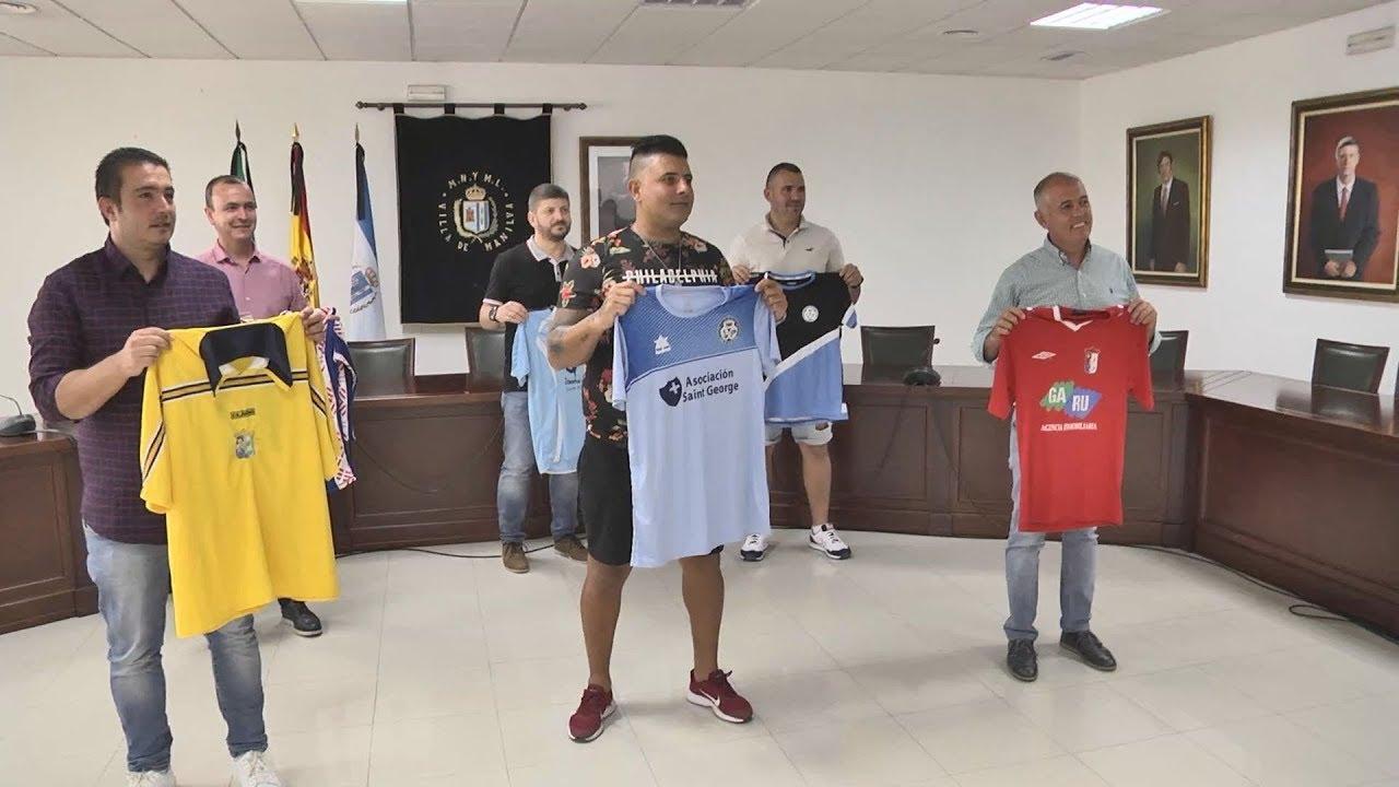 Se presenta el equipo senior de la Unión Manilva