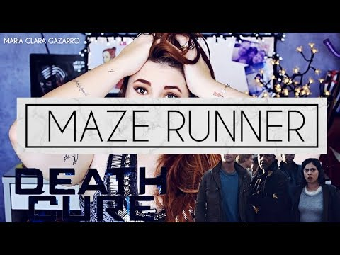 MAZE RUNNER: THE DEATH CURE | TRAILER REACTION
