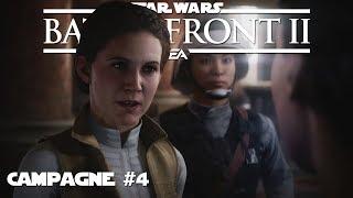 STAR WARS Battlefront 2 - Campagne #4 - On pilote le Faucon Millenium !