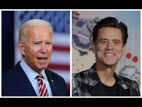 Jim Carrey Is Playing Joe Biden on 'SNL' after Pitching the Role Himself [News]
