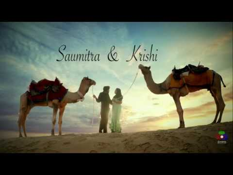 Best Prewedding Song Saumitra & Krishi, Tere Bin Nahi Lagda Dil Mera Dholna Song suramya production