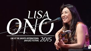 Lisa Ono Live at Java Jazz Festival 2015
