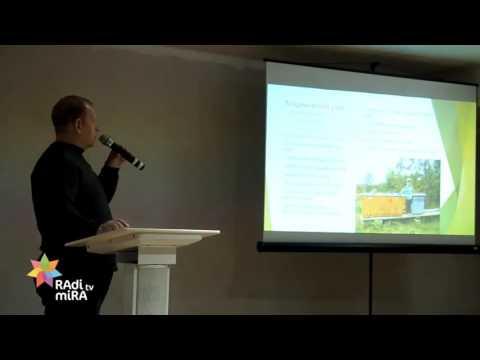 """Этномир - Андрей Якимов """"Добрая земля"""" пчеловодство как основной источник дохода."""