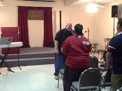 It's All Good Live in Revival at New Life in Messiah Fellowship 10 1 2011.AVI