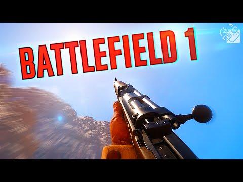 Гагатун впервые играет Battlefield 1