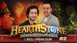 Hearthstone Eclypsia Cup #2 | Xari & Taipouzz