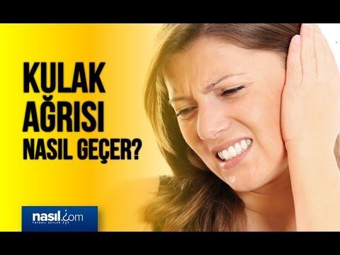 Kulak ağrısı nasıl geçer?   Sağlık   Nasil.com