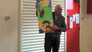 The Bible Story of Noah's Ark by Pete Hodge
