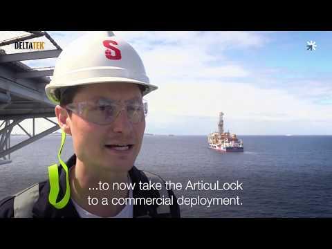 DeltaTek Global successfully trials ArticuLock technology