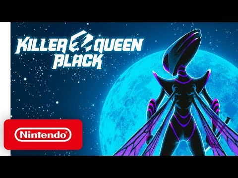 Killer Queen Black - Release Date Trailer - Nintendo Switch thumbnail