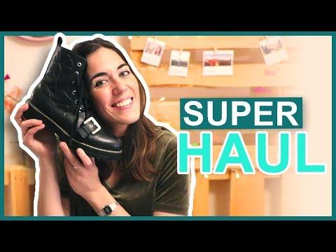 SUPER HAUL BLACK FRIDAY + TRY ON  • Mango y Zara | Inés Alcolea