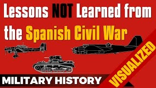 Spanish Civil War - Lessons NOT Learned - The British, French & US